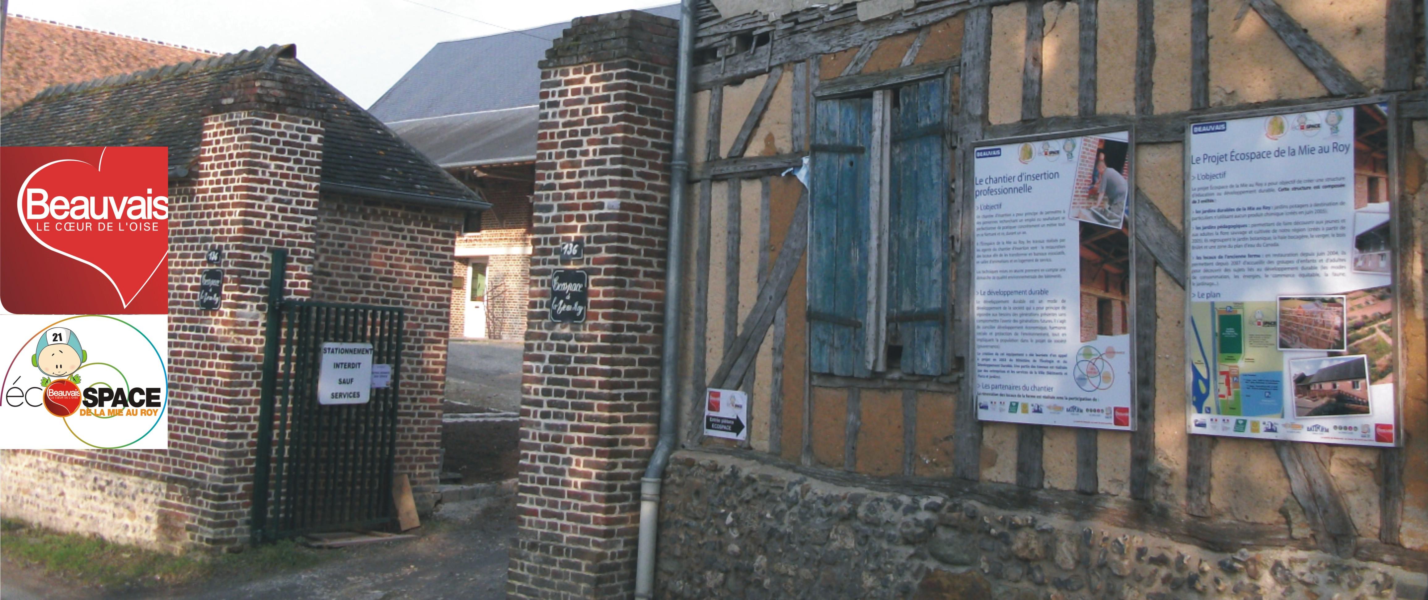 Écospace de la Ville de Beauvais est une ancienne ferme en rénovation depuis 2004 par un chantier d'insertion. Ce site, à proximité du plan d'eau du Canada, possède un ensemble […]